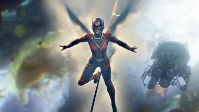 Ant-Man and The Wasp yeni fragmanı geldi