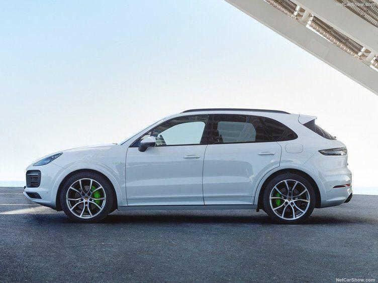 Elektrikli ve hızlı: 2019 Porsche Cayenne E-Hybrid - Page 2