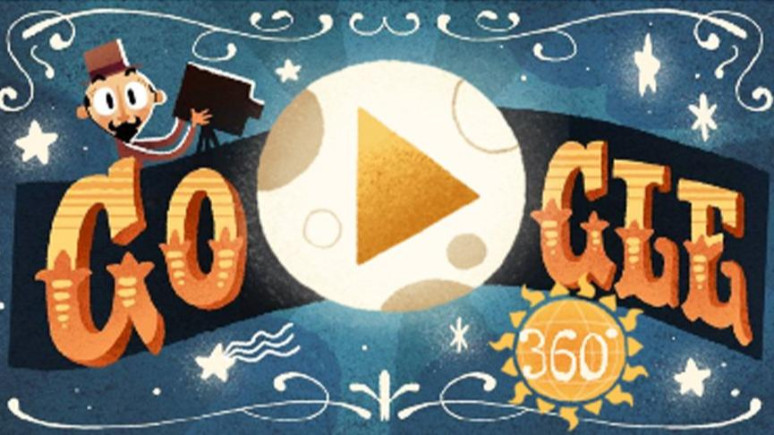 Google'a Doodle olan Georges Melies kimdir?