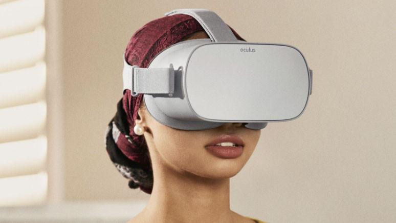 Oculus Go satışa sunuldu