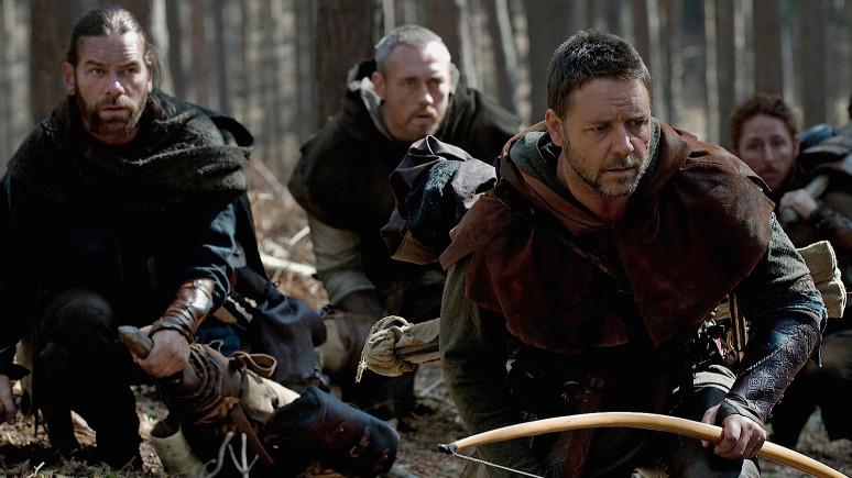 Robin Hood filminden ilk fragman geldi!