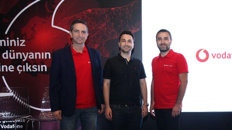 Vodafone yerli girişimleri Vitrin ile destekleyecek