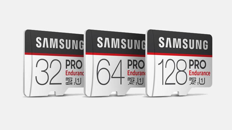 Samsung Pro Endurance bellek kartları duyuruldu