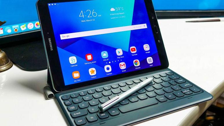 Samsung Galaxy Tab S4 göründü