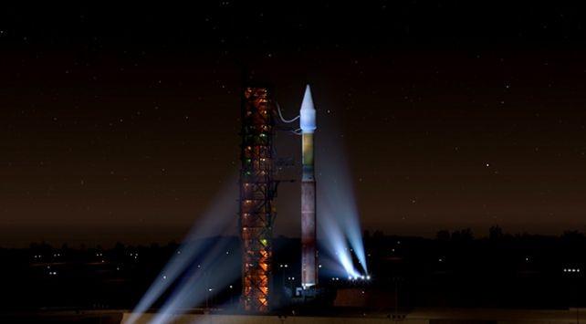 NASA'nın yeni uzay aracı InSight yola çıktı - Page 1