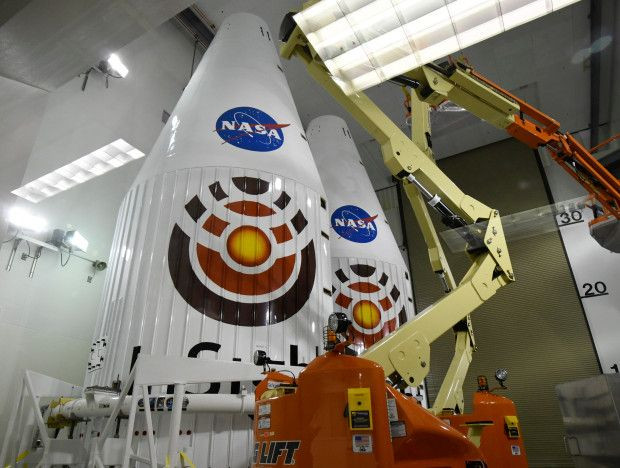 NASA'nın yeni uzay aracı InSight yola çıktı - Page 2