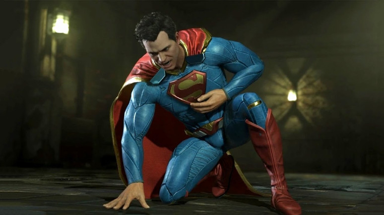 Yeni Superman oyunu yolda!