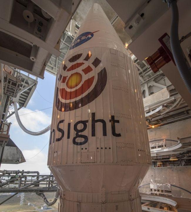 NASA'nın yeni uzay aracı InSight yola çıktı - Page 4