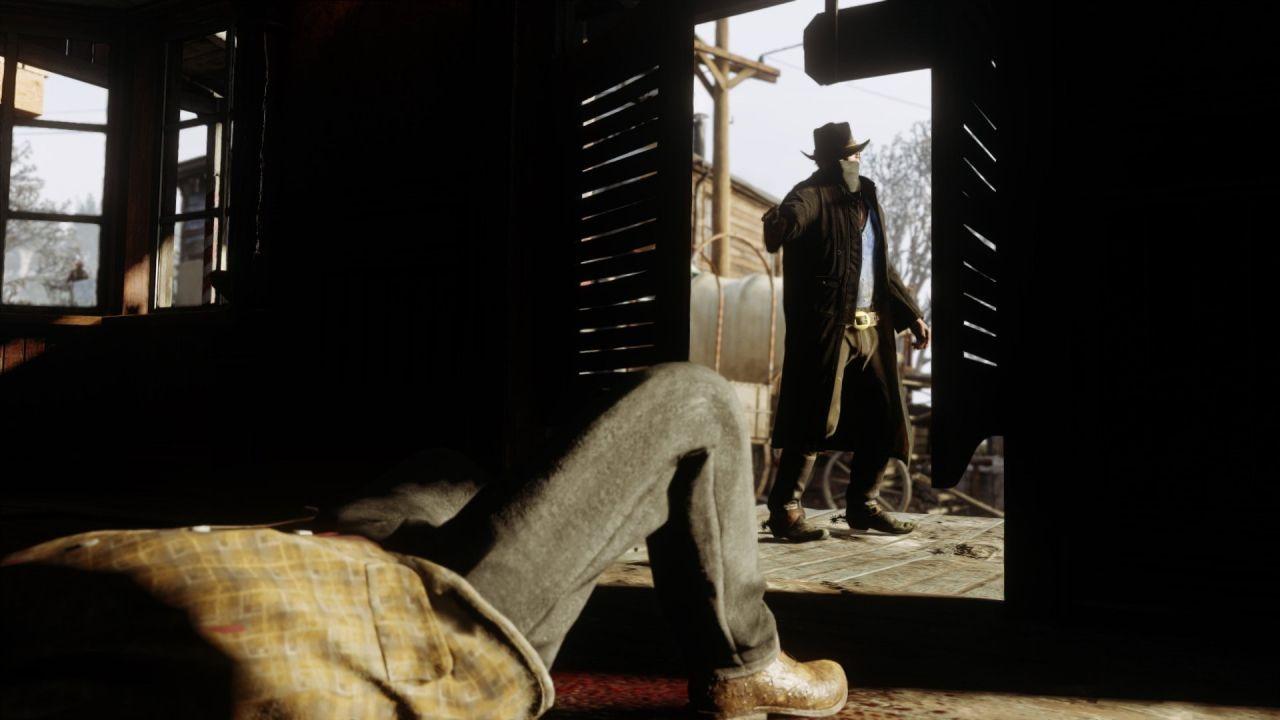 Red Dead Redemption 2'den yeni ekran görüntüleri! - Page 2