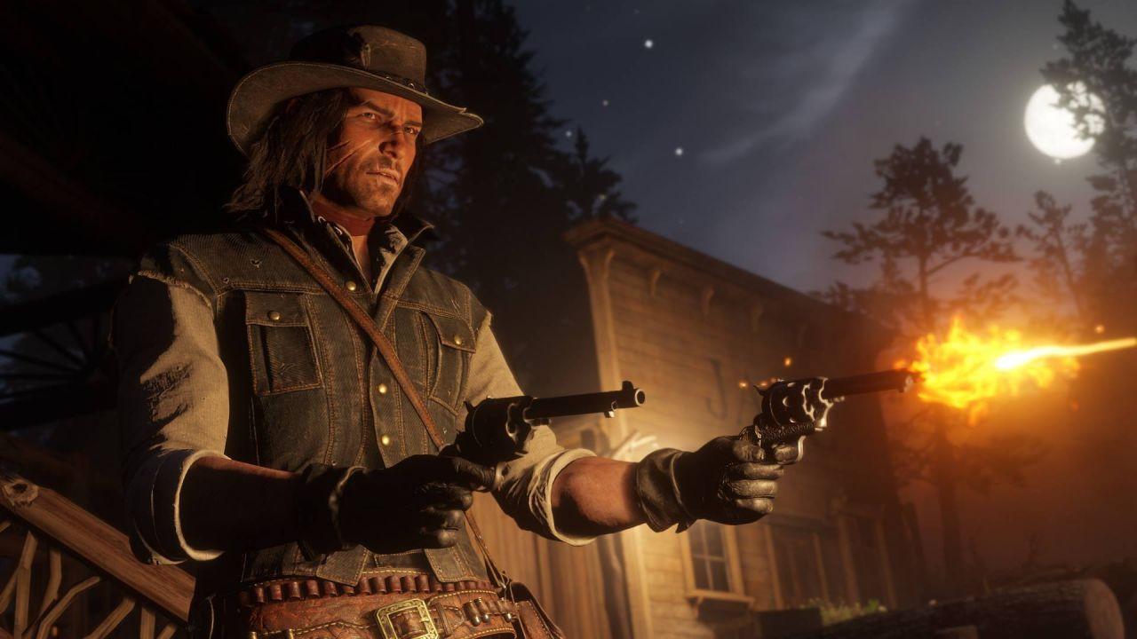 Red Dead Redemption 2'den yeni ekran görüntüleri! - Page 4