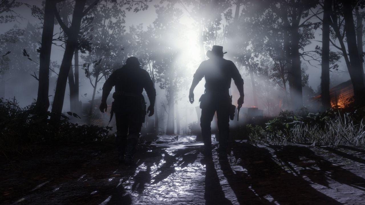 Red Dead Redemption 2'den yeni ekran görüntüleri! - Page 1