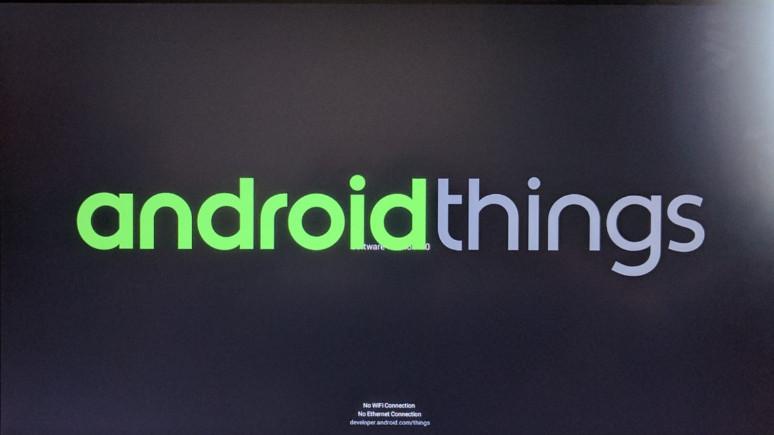 Geliştiricilere özel yeni işletim sistemi: Android Things