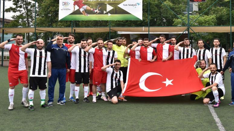 Türk Telekom 5 bin çalışanı ile spor olimpiyatlarında!