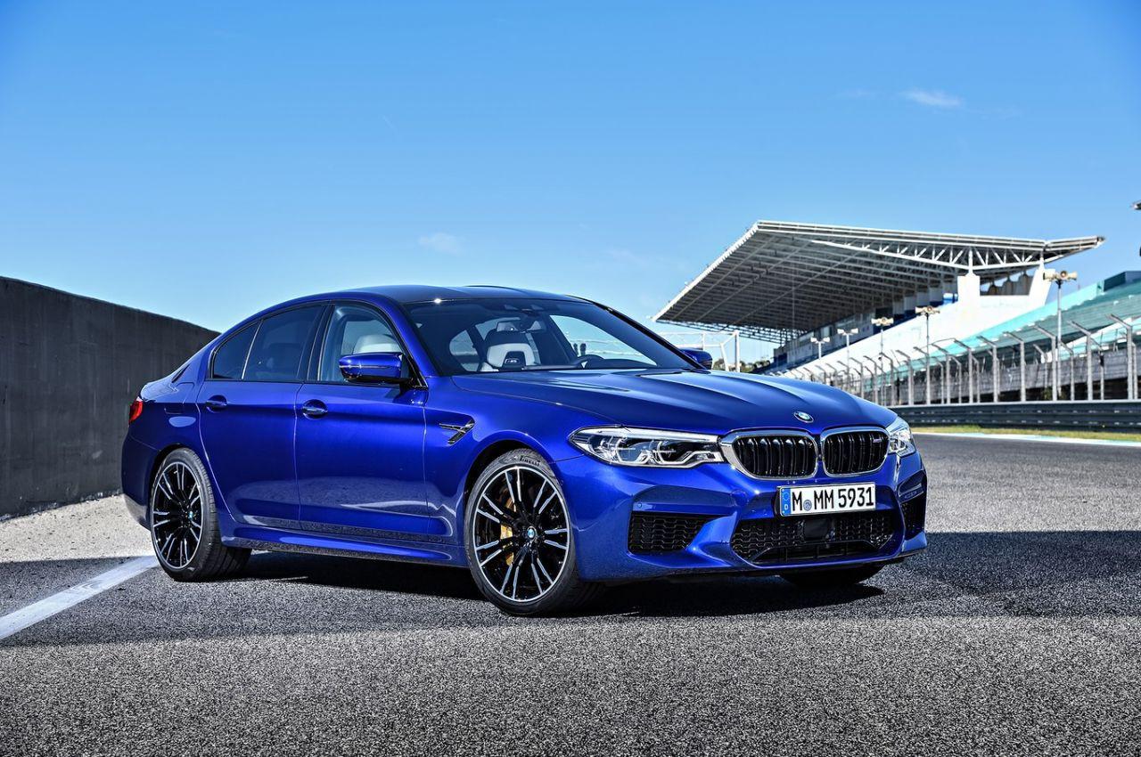 BMW'nin yeni 616 beygirlik canavarı: M5 - Page 2