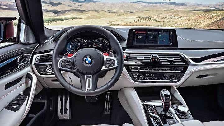 BMW'nin yeni 616 beygirlik canavarı: M5 - Page 3