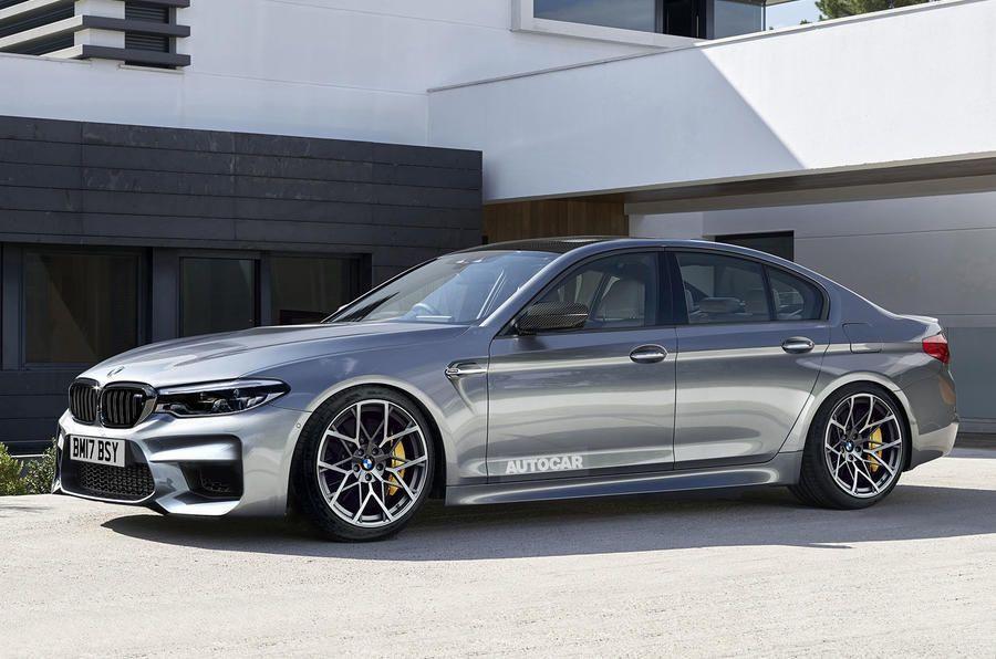 BMW'nin yeni 616 beygirlik canavarı: M5 - Page 4