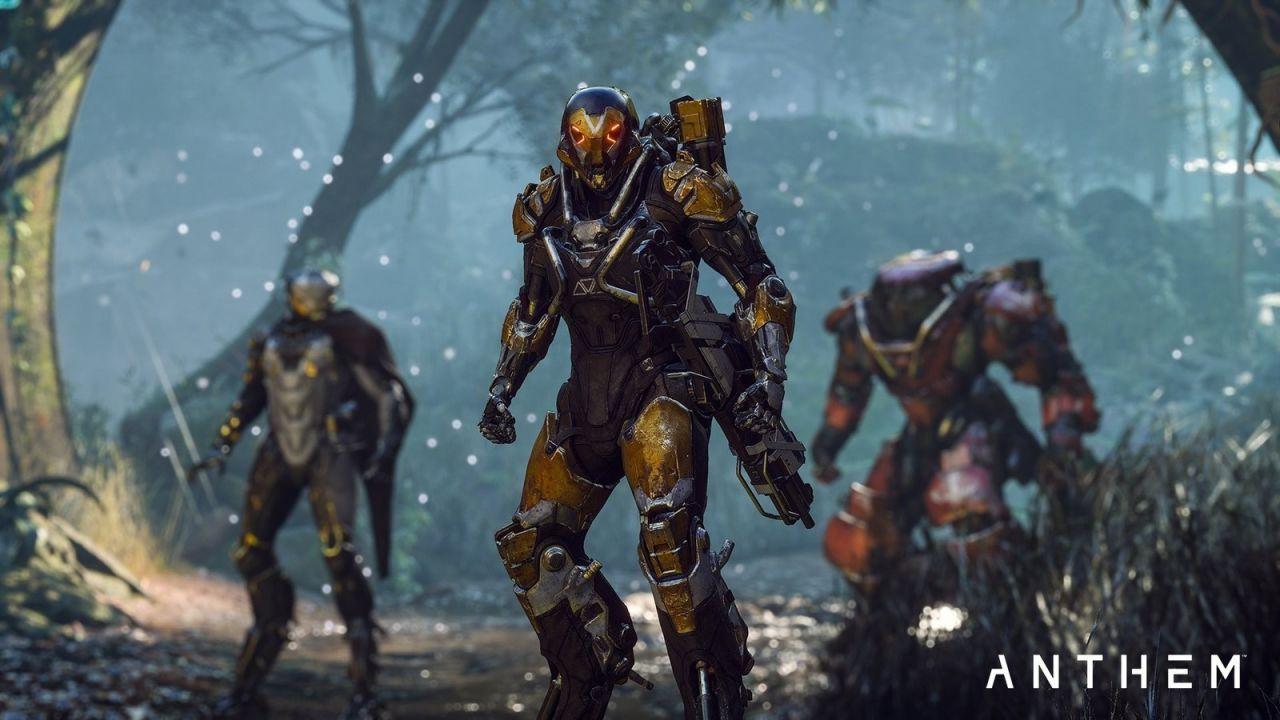 Bioware'in sınırları zorlayan oyunu: Anthem! - Page 2