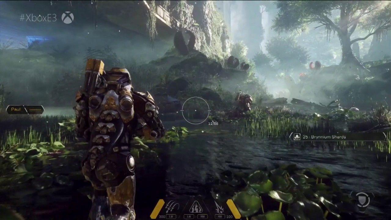Bioware'in sınırları zorlayan oyunu: Anthem! - Page 3