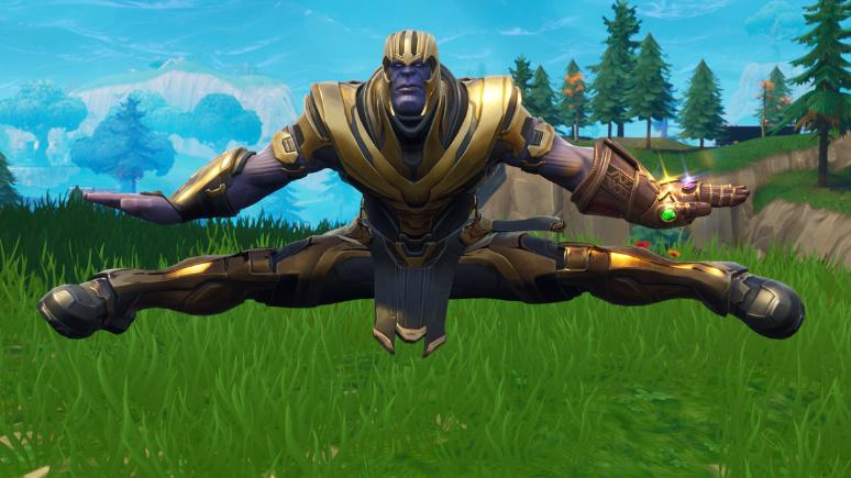Thanos'u maymuna çevirdiler!