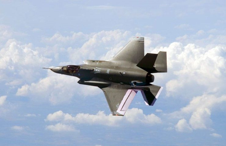 İlk Türk F-35 göklerde! - Page 1