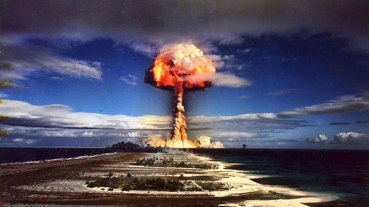 Dünyanın en ölümcül silahları: Nükleer bombalar! - Page 4