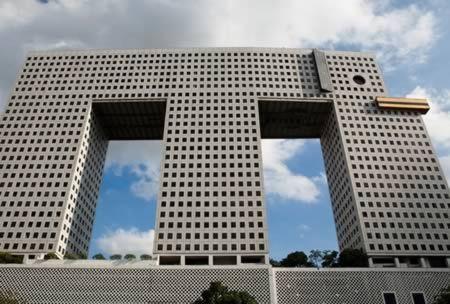 Dünyanın en ilginç bina tasarımları! - Page 1