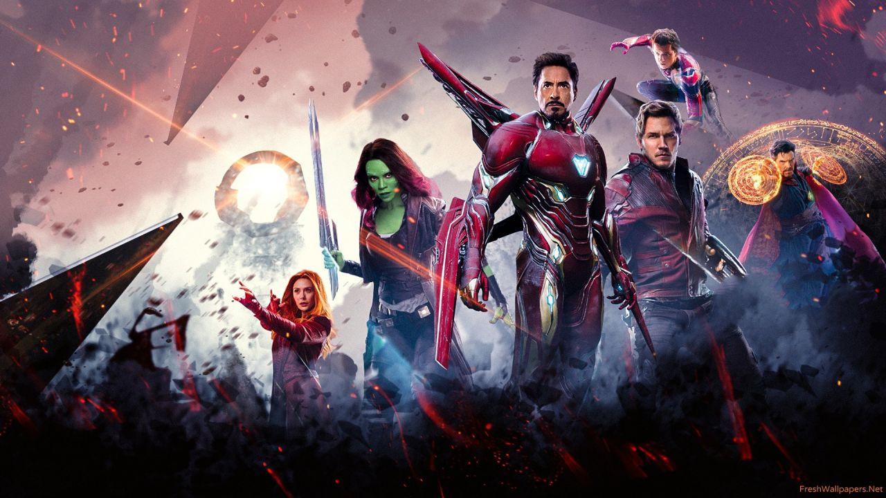 Avengers 4 hakkında soluk kesen dedikodular! - Page 1