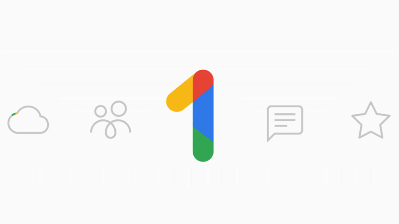Google Drive'ın ücretli sürümü Google One oldu