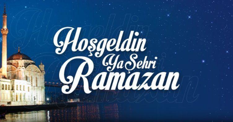 En güzel Ramazan mesajları! - Page 1
