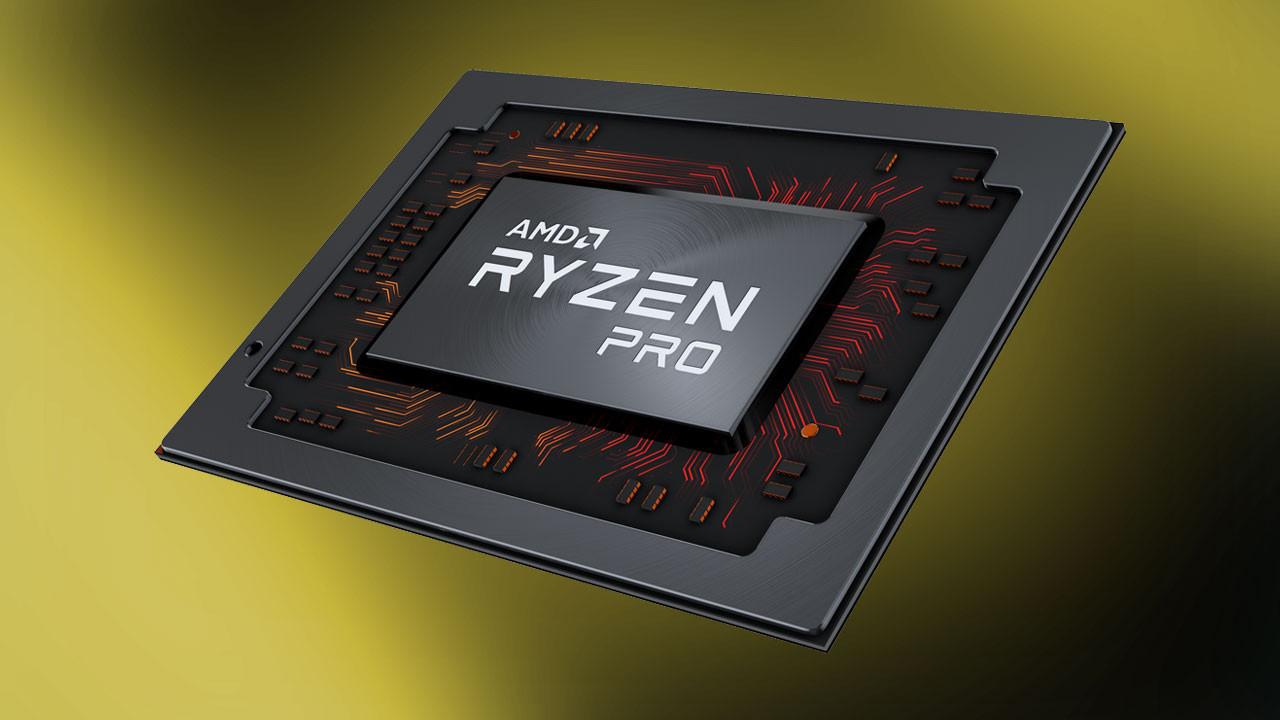 AMD Ryzen PRO işlemcili bilgisayarlar geliyor