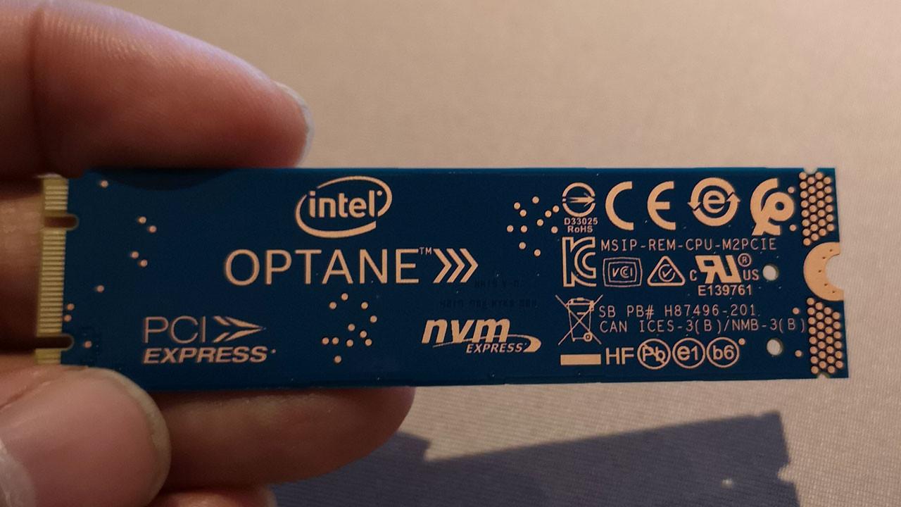 Intel Optane Türkiye'de