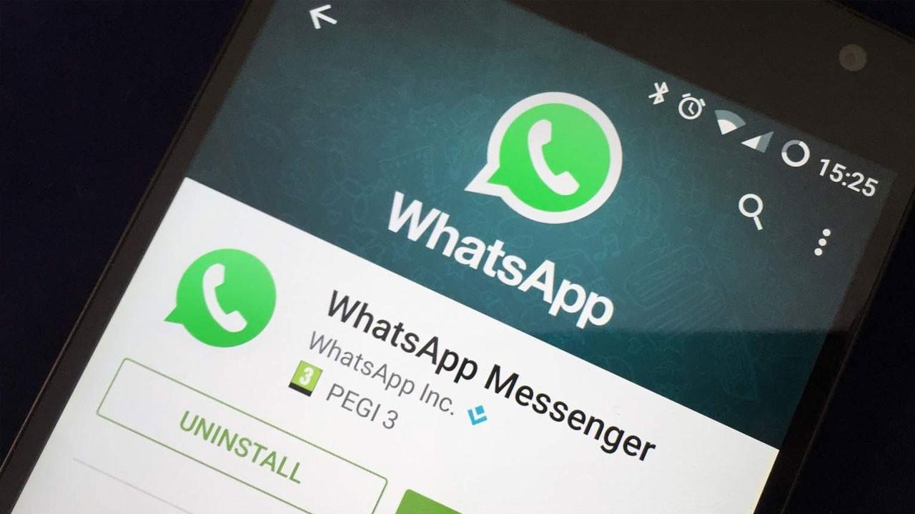 WhatsApp'a grup güncellemesi geldi