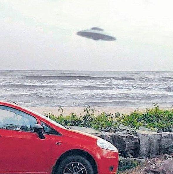 En net UFO fotoğrafları! - Page 1