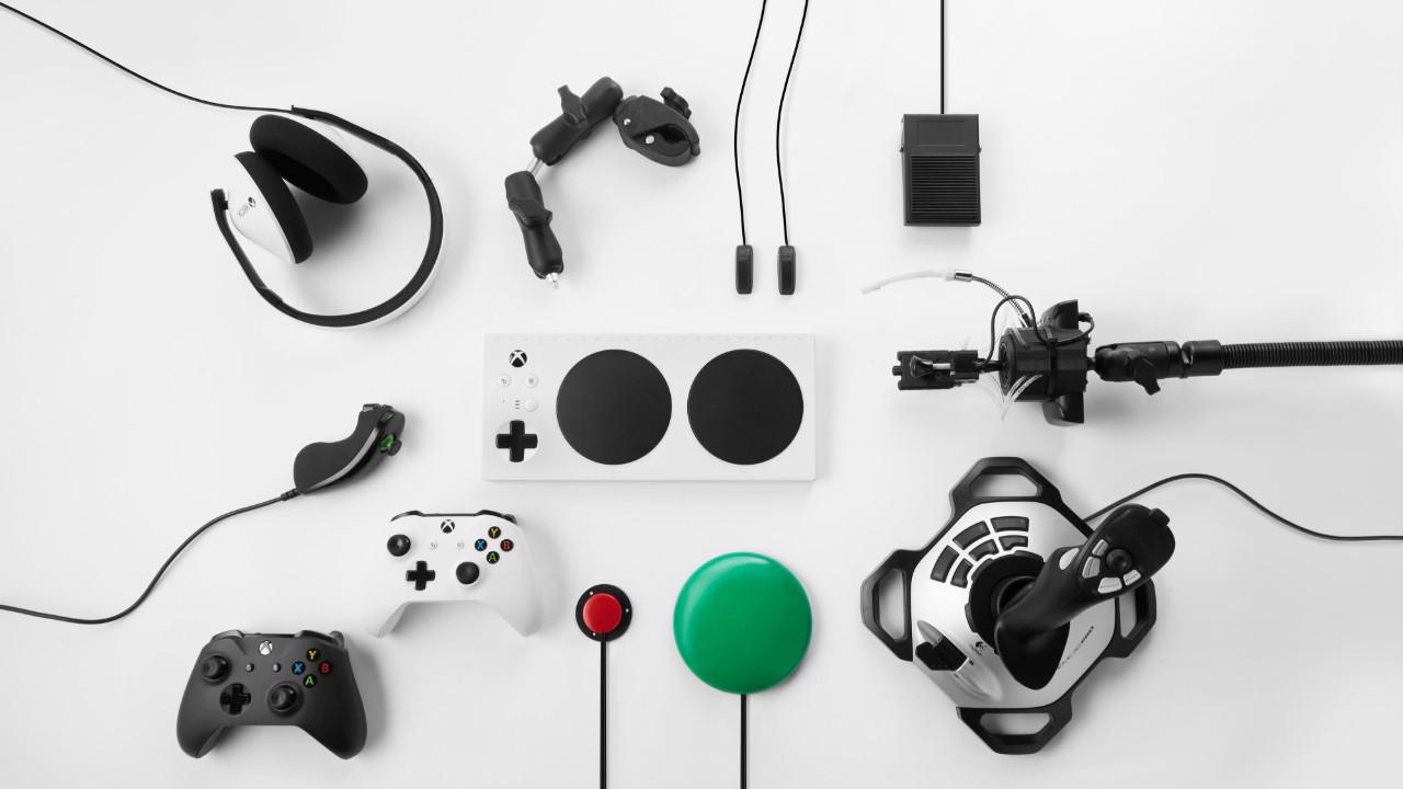 Xbox Adaptive Controller duyuruldu!