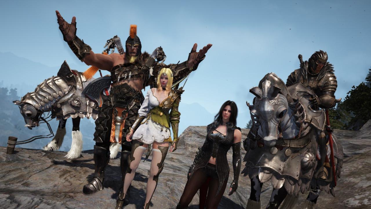 Black Desert Online Steam'de yüzde 50 indirimde!