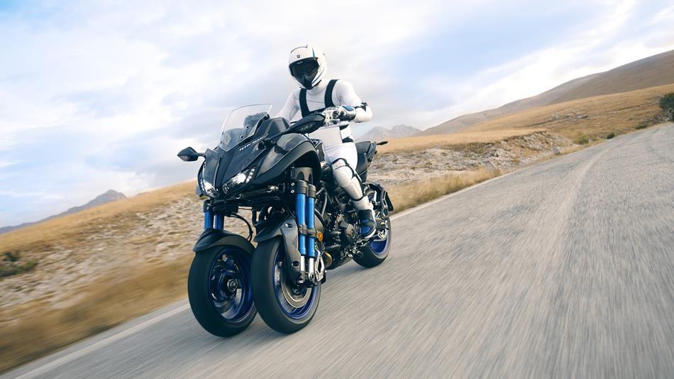 Üç tekerlekli Yamaha NIKEN'in Türkiye fiyatı belli oldu! - Page 1