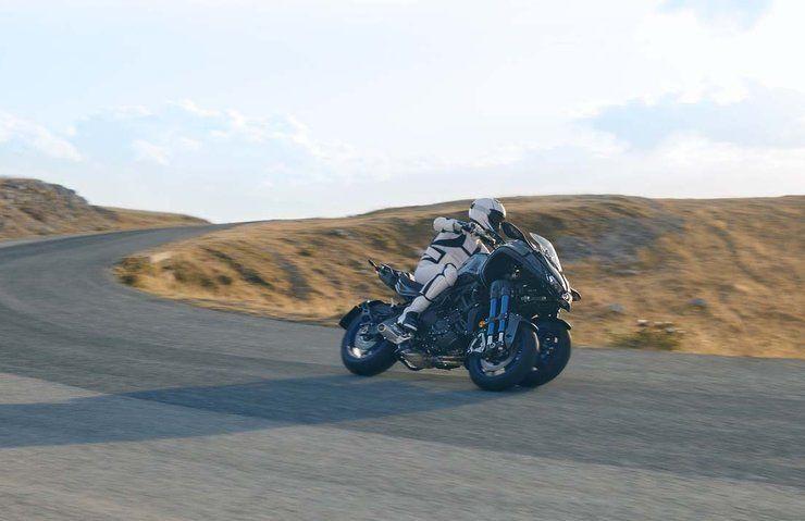 Üç tekerlekli Yamaha NIKEN'in Türkiye fiyatı belli oldu! - Page 2