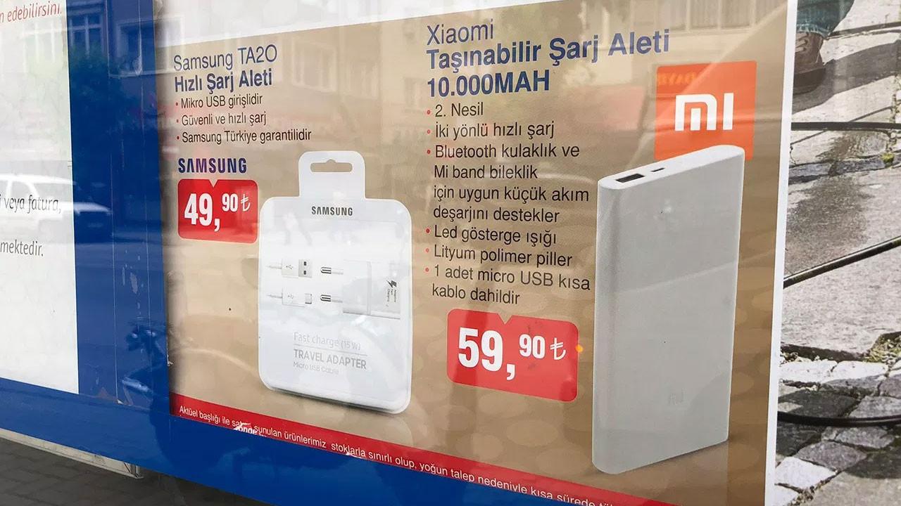 BİM uygun fiyata taşınabilir şarj cihazı satıyor!