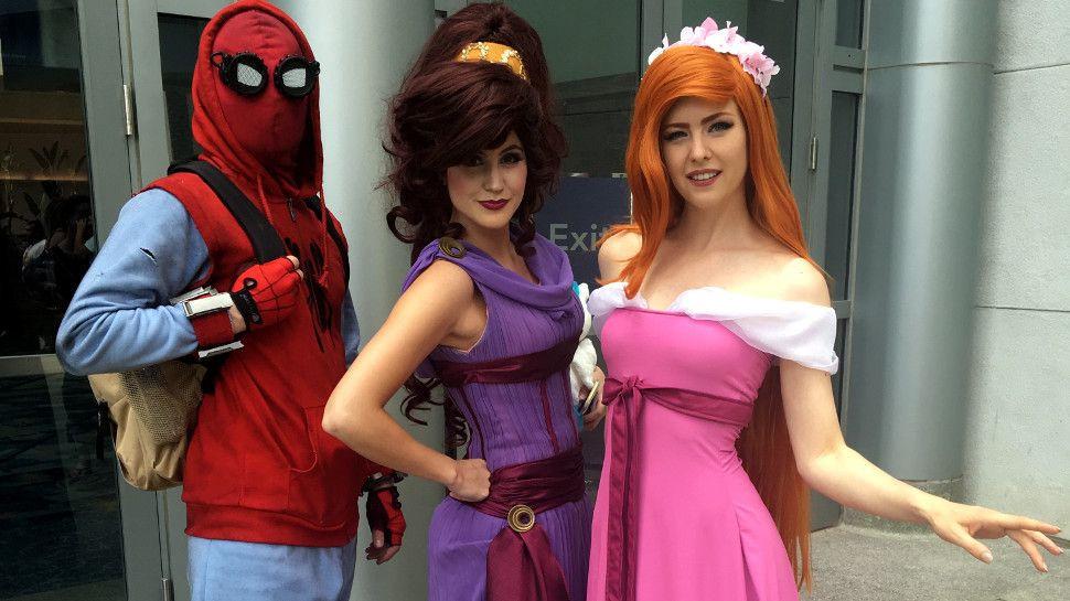 En güzel cosplay çalışmaları! - Page 1