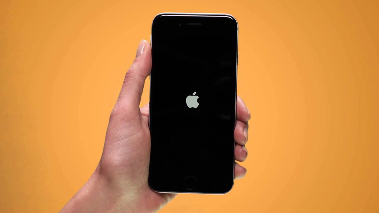 iPhone'a format nasıl atılır?