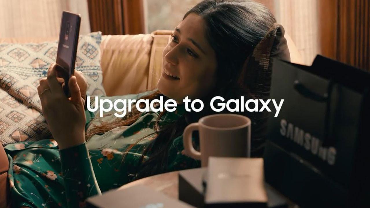 Samsung'tan iPhone 6 göndermeli reklam