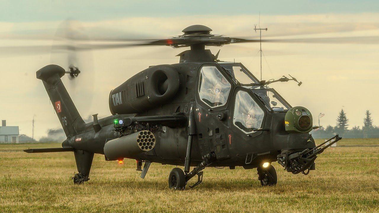 Dünyanın en güçlü saldırı helikopterleri! - Page 1