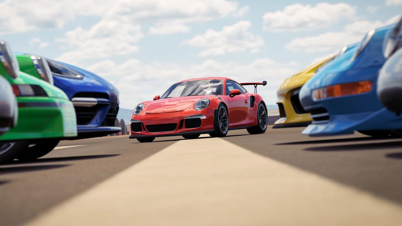 Forza Horizon 4'ün konsept görselleri sızdırıldı!