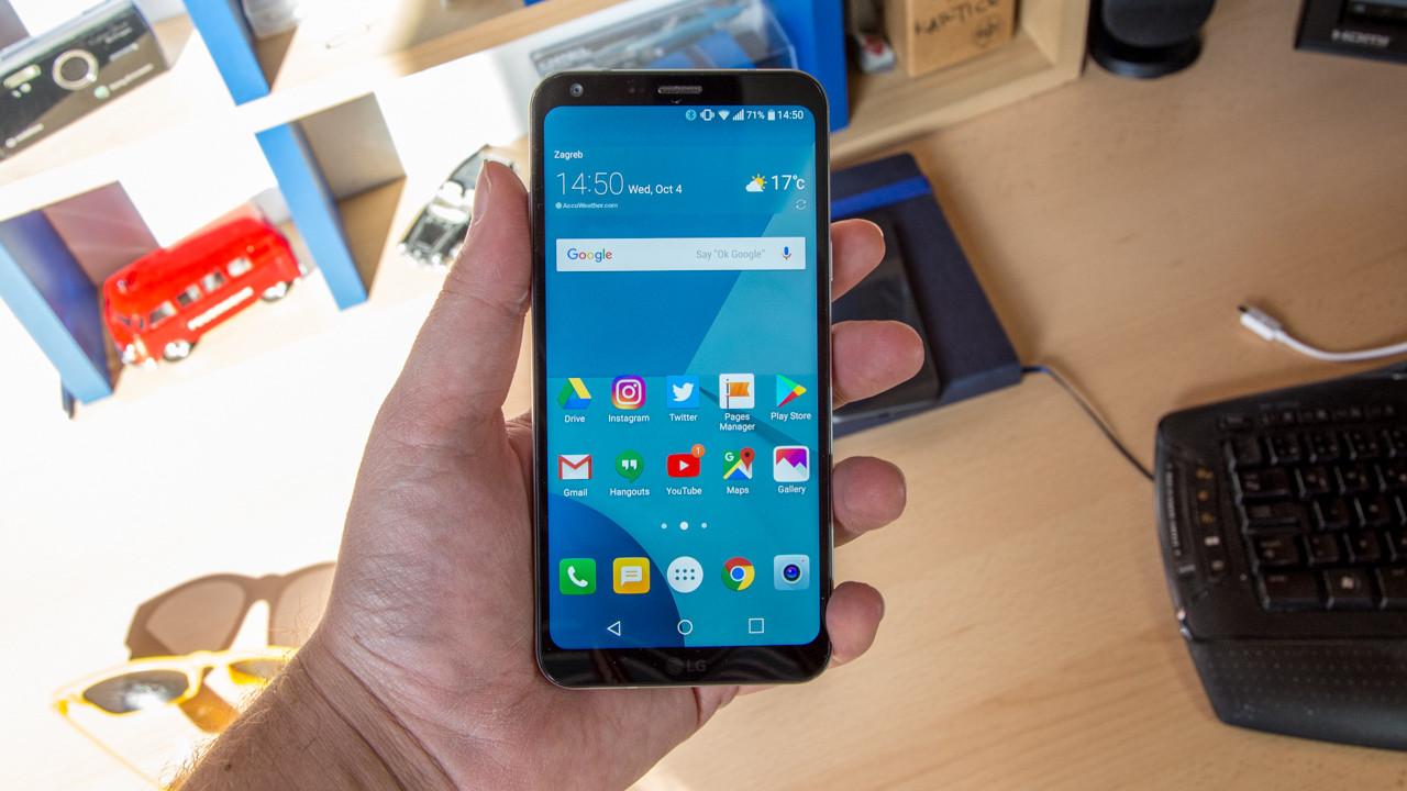 LG Q7, Q7+ ve Q7a tanıtıldı!