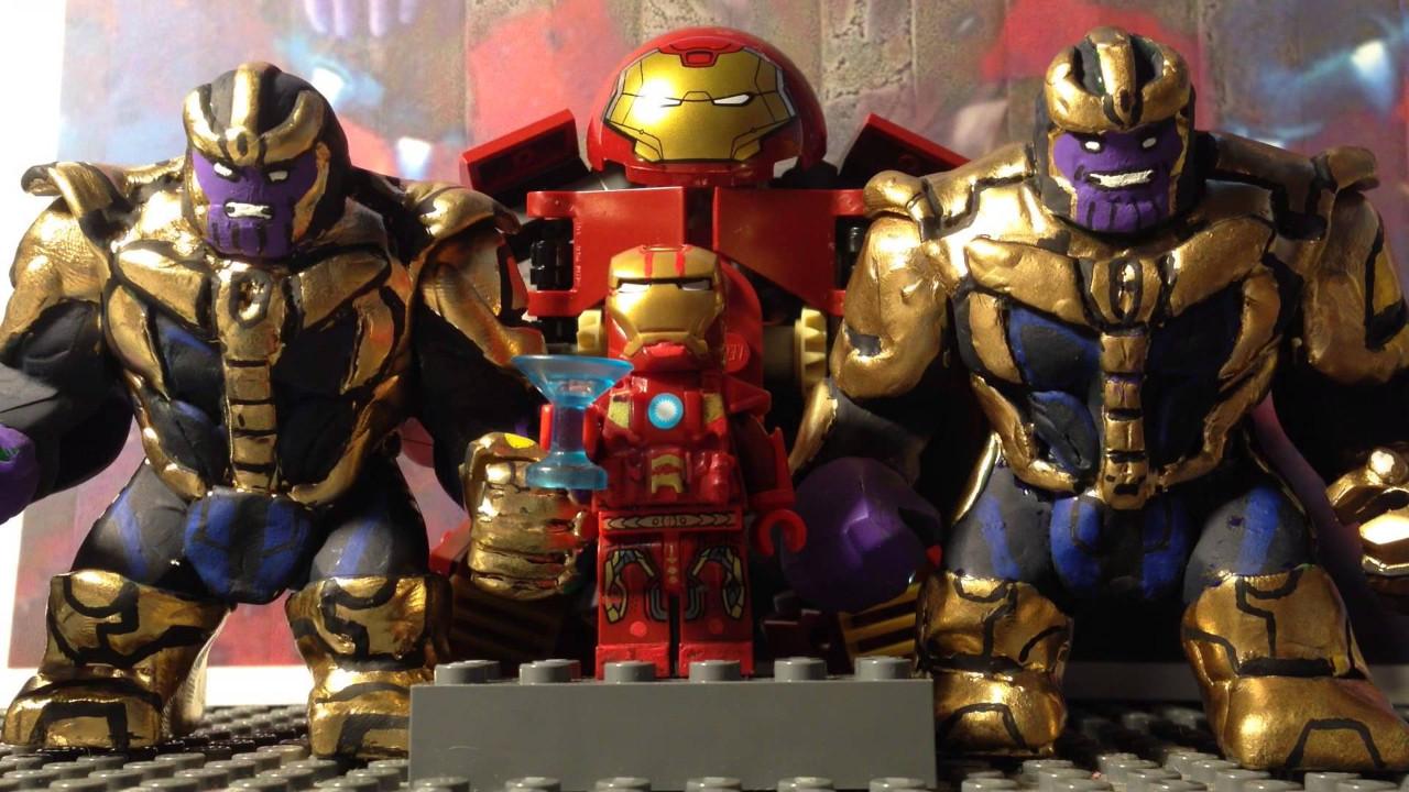 Avengers: Infinity War Lego dünyasına uyarlandı!