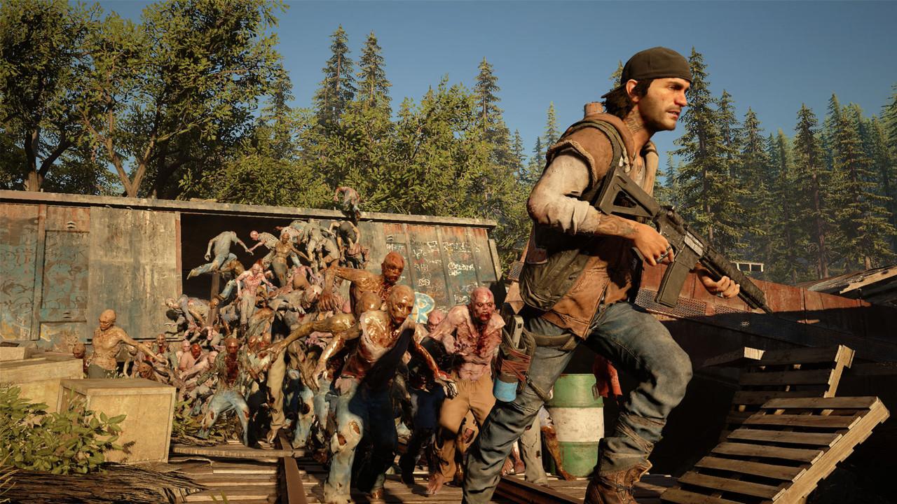 PS4'ün Days Gone oyunundan pek umutlanmayın!