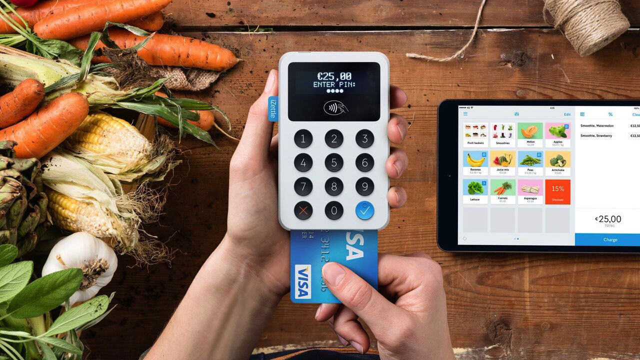 PayPal İsveçli iZettle'ı satın aldı