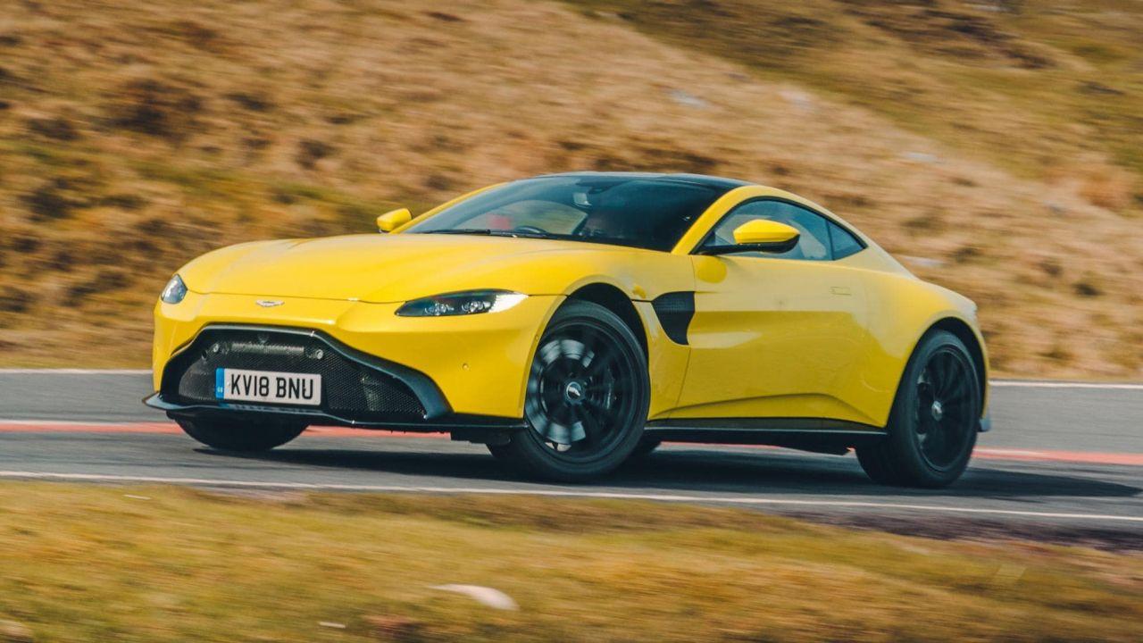Aston Martin Vantage yenilendi! - Page 1