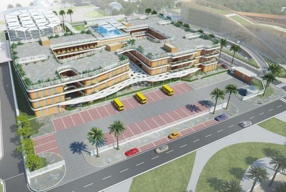 Birleşik Arap Emirlikleri  teknolojik şehir kuruyor! - Page 1