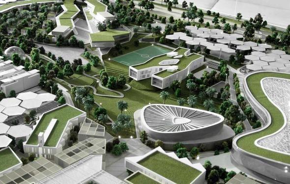 Birleşik Arap Emirlikleri  teknolojik şehir kuruyor! - Page 2